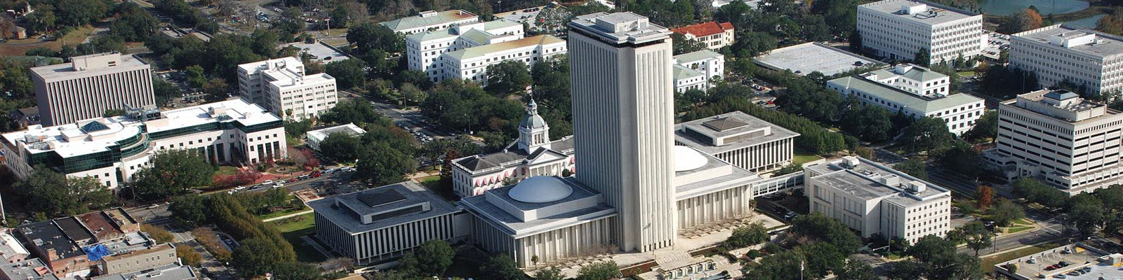 Exterior view image of capital building